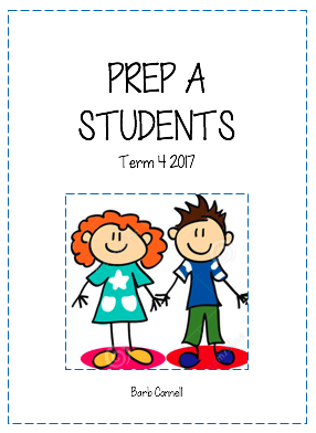 Prep A students